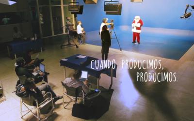 ¡En Soda Producciones encontramos el mejor Santa!
